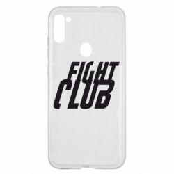 Чохол для Samsung A11/M11 Fight Club