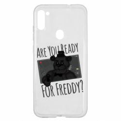 Чехол для Samsung A11/M11 Five Nights at Freddy's 1
