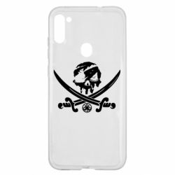 Чохол для Samsung A11/M11 Flag pirate
