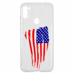 Чохол для Samsung A11/M11 Прапор США