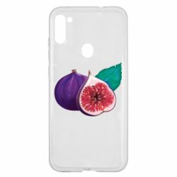 Чехол для Samsung A11/M11 Fruit Fig