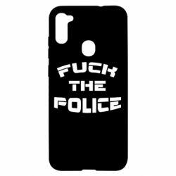 Чохол для Samsung A11/M11 Fuck The Police До біса поліцію