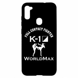 Чохол для Samsung A11/M11 Full contact fighter K-1 Worldmax