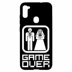 Чехол для Samsung A11/M11 Game Over