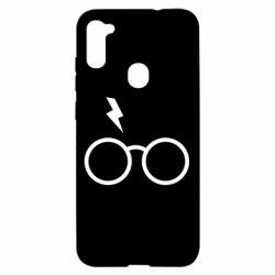 Чохол для Samsung A11/M11 Гаррі Поттер лого