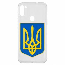 Чехол для Samsung A11/M11 Герб неньки-України