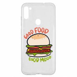 Чехол для Samsung A11/M11 Good Food