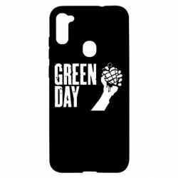 "Чохол для Samsung A11/M11 Green Day "" American Idiot"