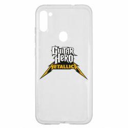 Чохол для Samsung A11/M11 Guitar Hero Metallica
