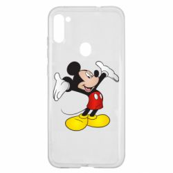 Чохол для Samsung A11/M11 Happy Mickey Mouse