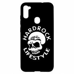 Чохол для Samsung A11/M11 Hardrock lifestyle