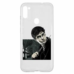 Чехол для Samsung A11/M11 Harry Potter