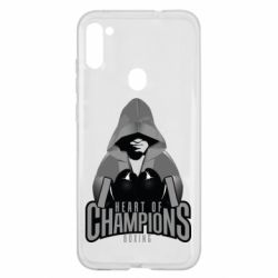 Чехол для Samsung A11/M11 Heart of Champions