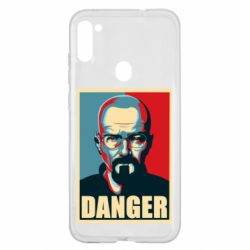 Чохол для Samsung A11/M11 Heisenberg Danger