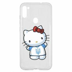 Чехол для Samsung A11/M11 Hello Kitty UA