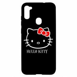 Чехол для Samsung A11/M11 Hello Kitty