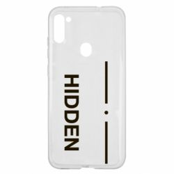 Чохол для Samsung A11/M11 Hidden