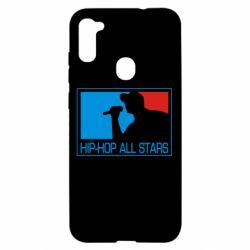 Чохол для Samsung A11/M11 Hip-hop all stars