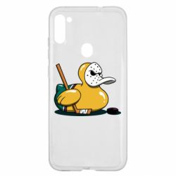 Чохол для Samsung A11/M11 Hockey duck