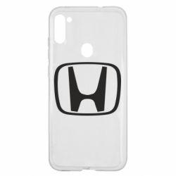 Чехол для Samsung A11/M11 Honda Logo