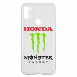 Чехол для Samsung A11/M11 Honda Monster Energy