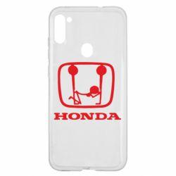 Чехол для Samsung A11/M11 Honda