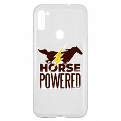 Чехол для Samsung A11/M11 Horse power