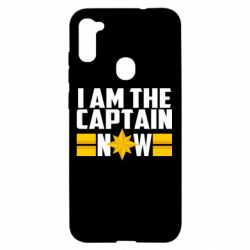 Чохол для Samsung A11/M11 I am captain now