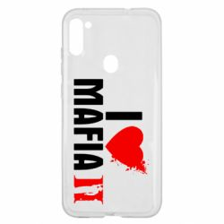 Чехол для Samsung A11/M11 I love Mafia 2