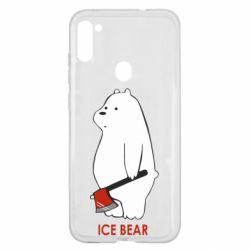 Чохол для Samsung A11/M11 Ice bear