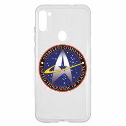 Чохол для Samsung A11/M11 Inited Federation of Planets