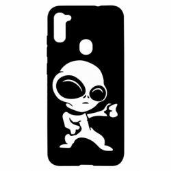 Чохол для Samsung A11/M11 Інопланетянин