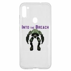 Чехол для Samsung A11/M11 Into the Breach roboi