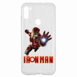 Чохол для Samsung A11/M11 Iron Man 2