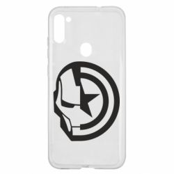Чохол для Samsung A11/M11 Iron Man and Captain America