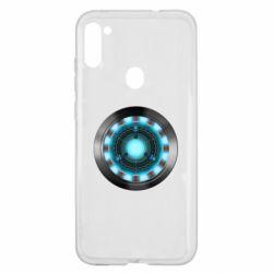 Чехол для Samsung A11/M11 Iron Man Device