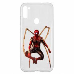 Чохол для Samsung A11/M11 Iron man spider