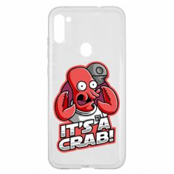 Чохол для Samsung A11/M11 It's a crab!