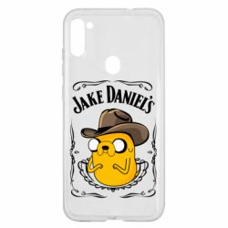 Чохол для Samsung A11/M11 Jack Daniels Adventure Time