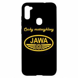 Чохол для Samsung A11/M11 Java Cesky Motocyclovy