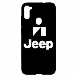 Чехол для Samsung A11/M11 Jeep Logo