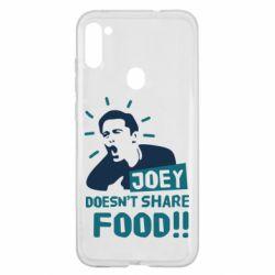 Чехол для Samsung A11/M11 Joey doesn't share food!