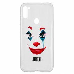 Чехол для Samsung A11/M11 Joker face