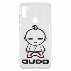 Чохол для Samsung A11/M11 Judo Fighter
