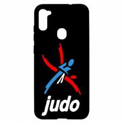 Чохол для Samsung A11/M11 Judo Logo