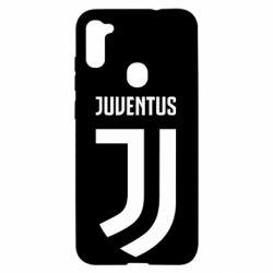 Чехол для Samsung A11/M11 Juventus Logo