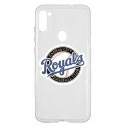 Чохол для Samsung A11/M11 Kansas City Royals