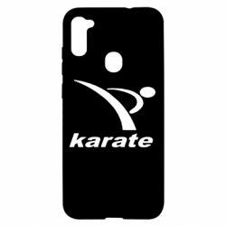 Чехол для Samsung A11/M11 Karate