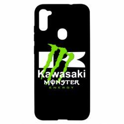 Чохол для Samsung A11/M11 Kawasaki Monster Energy