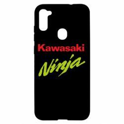 Чехол для Samsung A11/M11 Kawasaki Ninja